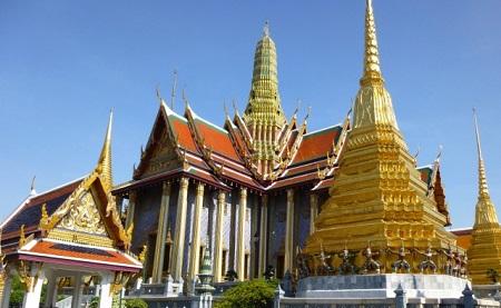 ゴールデンウィーク タイ