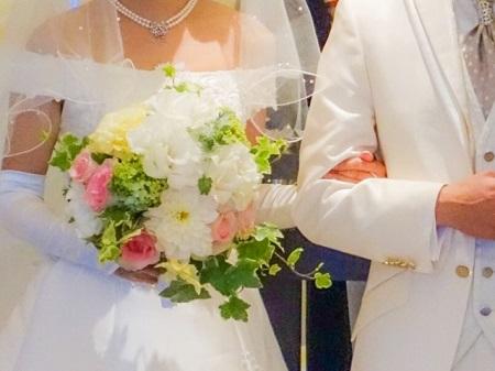 お盆 結婚式