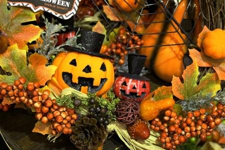 ハロウィン かぼちゃランタン