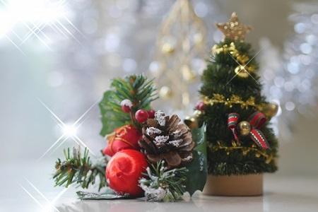 クリスマス 1人