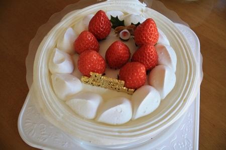 クリスマス ホールケーキ